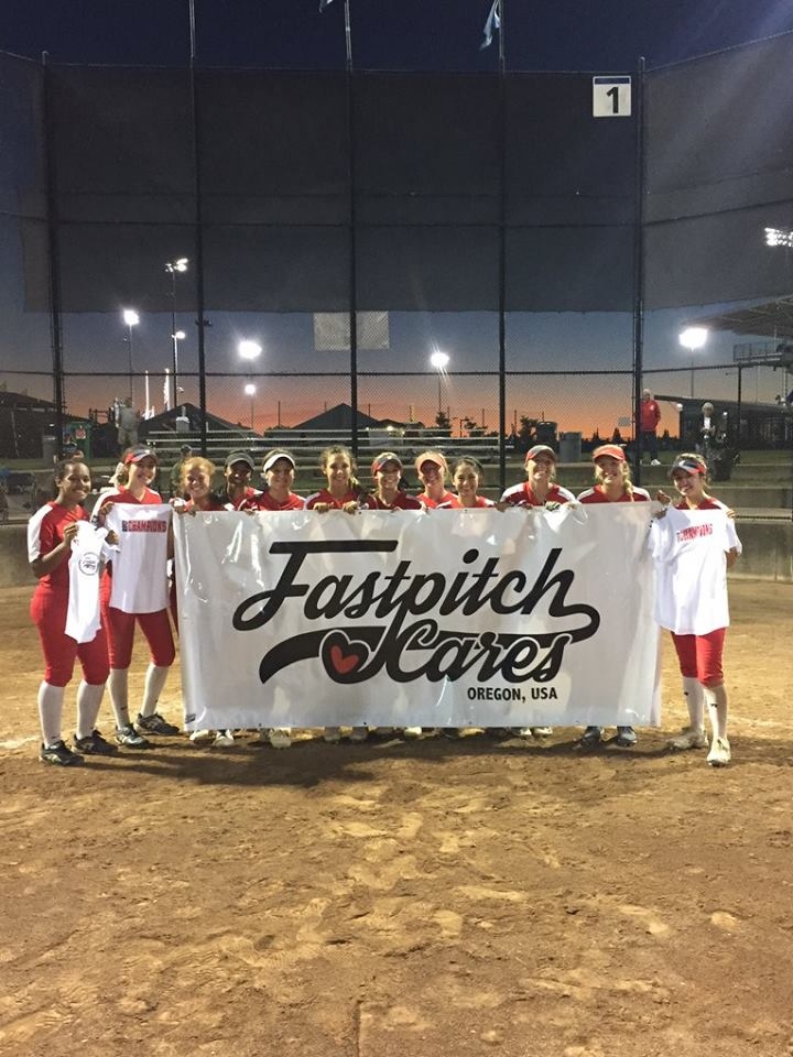 Bat Company – McCormick Wins the 2017 Fastpitch Cares Championship!